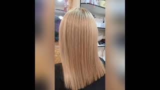 Сделать красивое мелирование волос в Броварах Hair highlights Салон красоты La Familia salon