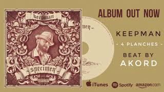 KEEPMAN - 4 PLANCHES (Official Album Specimen)