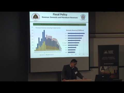 The economy in Timor-Leste: Helder Lopes