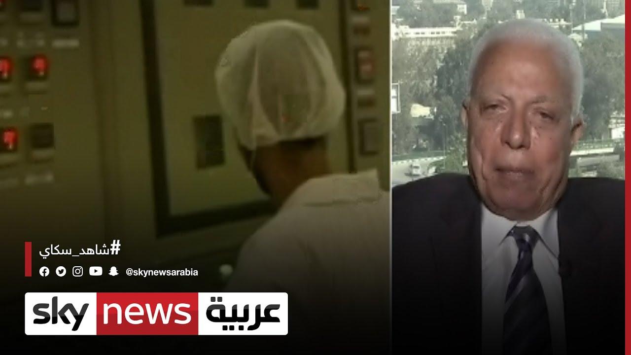 علي إسلام: ما حدث في مفاعل نطنز يؤخر عملية التخصيب