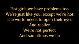 Dave Days - Hot Problems (Lyrics on Screen)