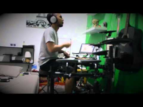 Naif - Sepi (Electric Drum Cover By Riefki Rachman)