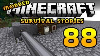 Iskall's Modded Minecraft - S2E88 - Botania Automated Living Wood & Rock (Minecraft 1.7.10)