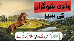 Shogran Valley Pakistan | Shogran Valley Road | Shogran Valley Hotels 2017 [Urdu]