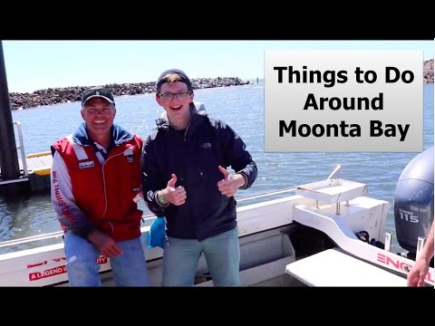 Things To Do Around Moonta Bay