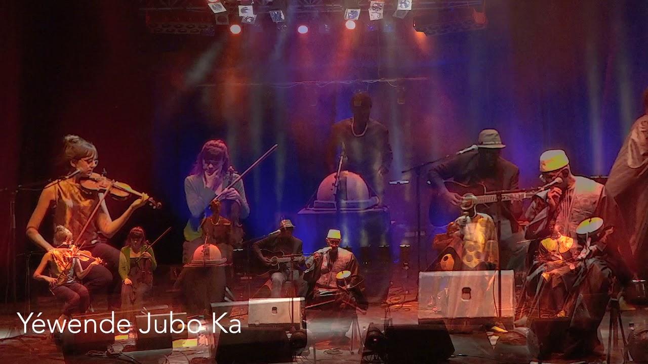 Issa Mbaye Diary Sow - Jombaajo Ari (live concert Part I)