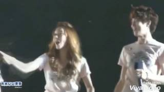 Jessica suho moment 2012-2014