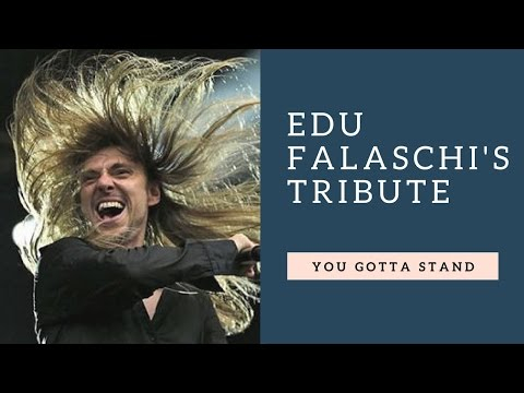 Frost Valley - You Gotta Stand (Edu Falaschi's Tribute)