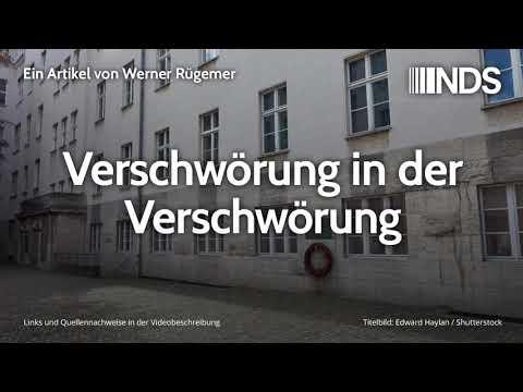 Verschwörung in der Verschwörung | Werner Rügemer | NachDenkSeiten-Podcast
