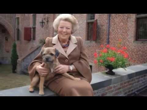 Dag, lieve Koningin....  afscheidslied voor HM Koningin Beatrix