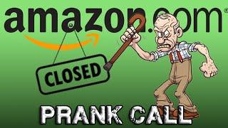Amazon Account Prank