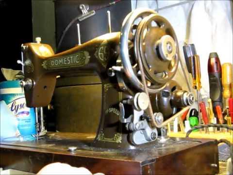 Domestic 40 Hi Speed Sewing Machine YouTube Custom Primex Sewing Machine
