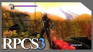 PS3 Emulator | RPCS3 v0.0.5 | LLVM-Vulkan | Ninja Gaiden Sigma | #3 👀