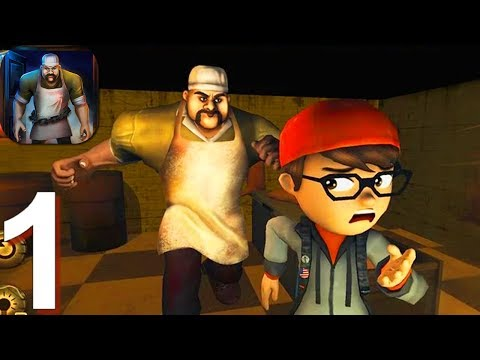 Butcher Room : Escape Puzzle - Gameplay Walkthrough Part 1 (Android, IOS Game)