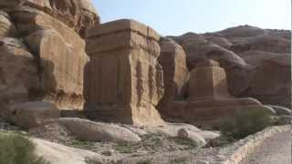 Djin Blocks at Petra - Jordan