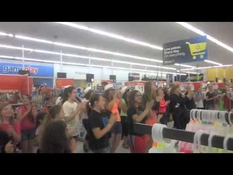 Walmart Flash Mob 2