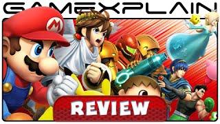 Super Smash Bros. 3DS - Video Review