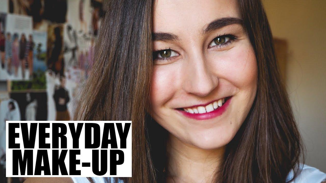 Můj každodenní make-up!