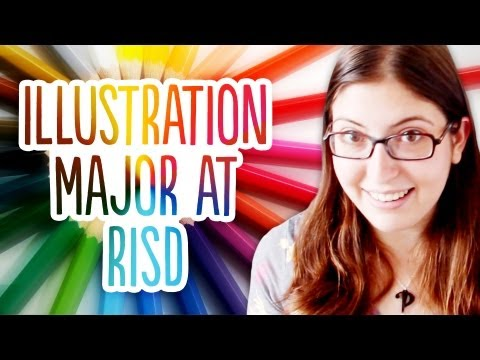 Illustration at RISD // Featuring Alex Finis