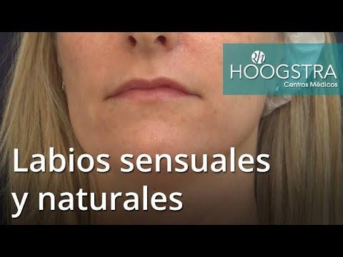 Labios sensuales y naturales (18008)