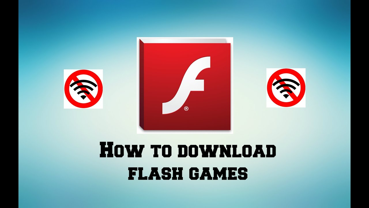 how to download flash games