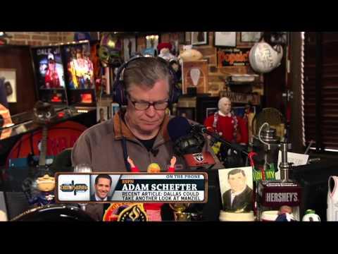 Adam Schefter on Johnny Manziel (12/03/15)