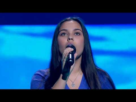 Carmel Rodrigues sings 'Part Of Your World' | The Voice Australia 2016