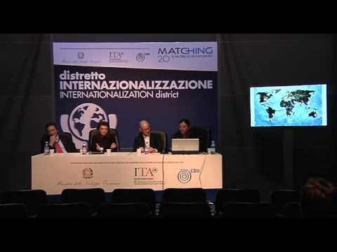 Servizi tailor made per l'internazionalizzazione