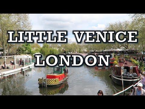 Little Venice Clifton Nurseries London Canal Cavalcade