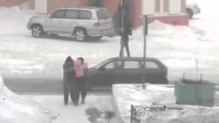 В Норильске опять непогода 2013