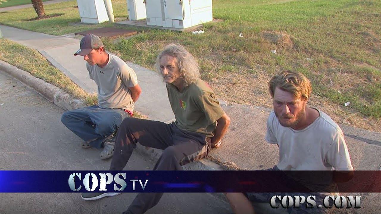 Three S Company Show 3107 Cops Tv Show