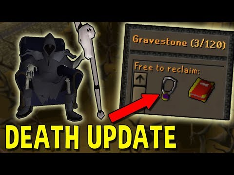 Soon Death Will Be Way More Punishing In OSRS! Weekly Recap 05/14/20[OSRS]