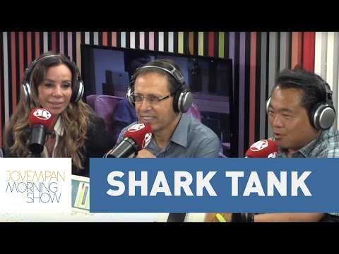 Entrevista completa com Cristiana Arcangeli, Robinson Shiba e Carlos Wizard do Shark Tank