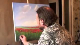 БЕСПЛАТНО  Полный Видеоурок  Цветы  Сахаров