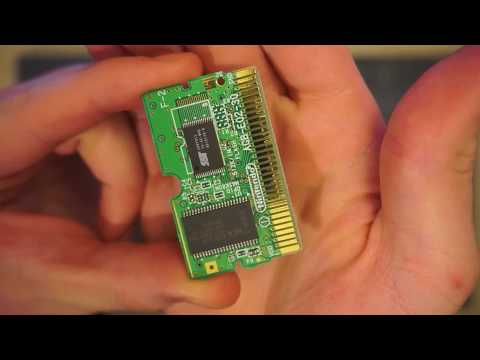 How To Clean Gameboy Advance Cartridge [Fix No Boot]