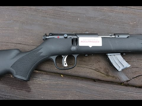 Cheapest  22 Bolt Action The $99 Savage MKII F