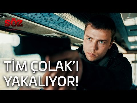 Söz | 5.Bölüm - Tim Çolak'ı Yakalıyor!