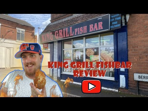 King Grill Fish Bar Review
