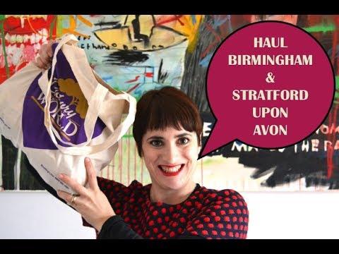 Ho svaligiato i negozi di Stratford Upon Avon e comprato un sacco di cioccolata da Cadbury Insom