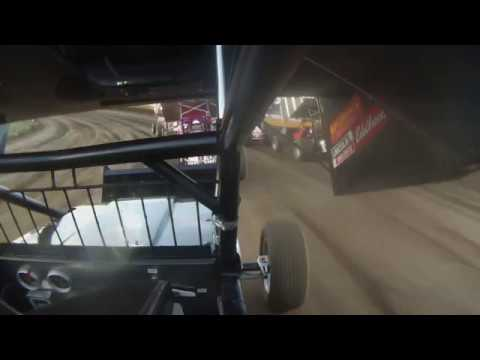 Cedar Lake Speedway UMSS Heat Race