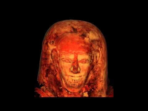 CT Scans of Field Museum Mummies