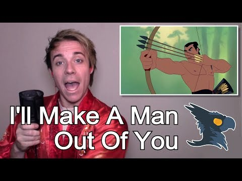 VOICE IMPRESSION (I'll Make A Man Out Of You) - Black Gryph0n