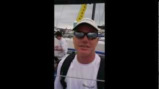 Interview with Terry Hutchinson at Quantum Key West 2013