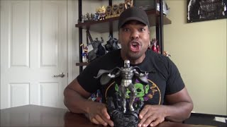 Marvel's Magneto Dominant Limited Edition Figurine Unboxing!