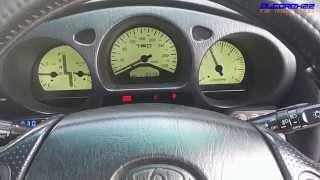 1997 Toyota Aristo V300 Jzs161 Startup