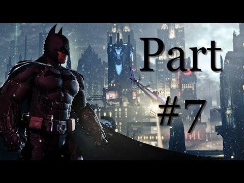 Batman Arkham Origins Let's Play Part 7 - Gotham City Police Department