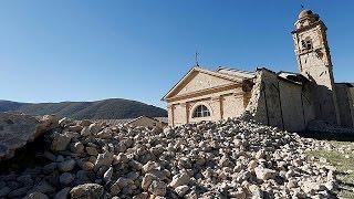أسوأ زلزال يضرب إيطاليا منذ 1980.. دون إيقاع قتلى - world