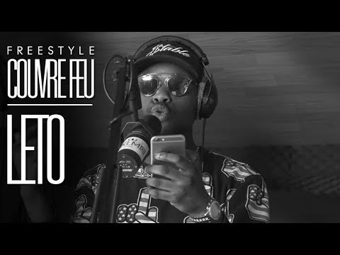 LETO - Freestyle Couvre Feu sur OKLM Radio