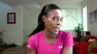 Fitness Tips from a Ford Model: Running/Workout Outfit