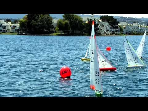 R602Ar Sailing R/C International One Metre